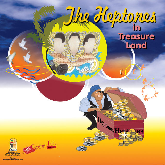 The Heptones in Treasure Land