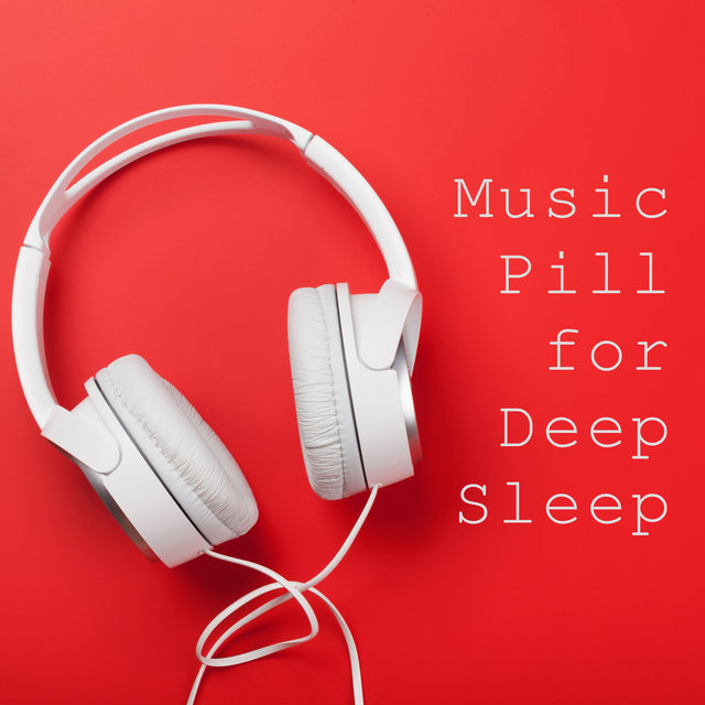 Music Pill for Deep Sleep - Collection of Soothing Sounds That Will Help You Fight with Insomnia, Pure Relaxation, Starry Night, Stress Free, Moon Shadow