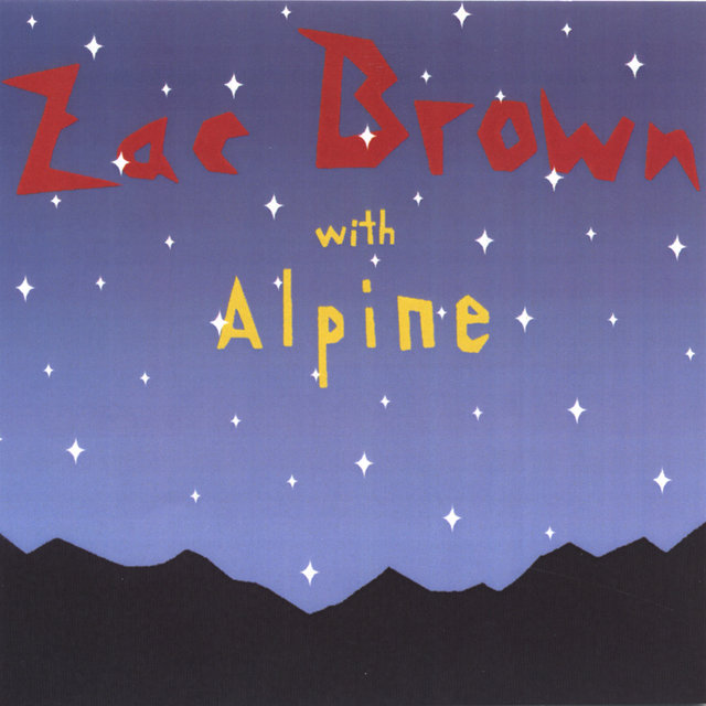 Zac Brown with Alpine