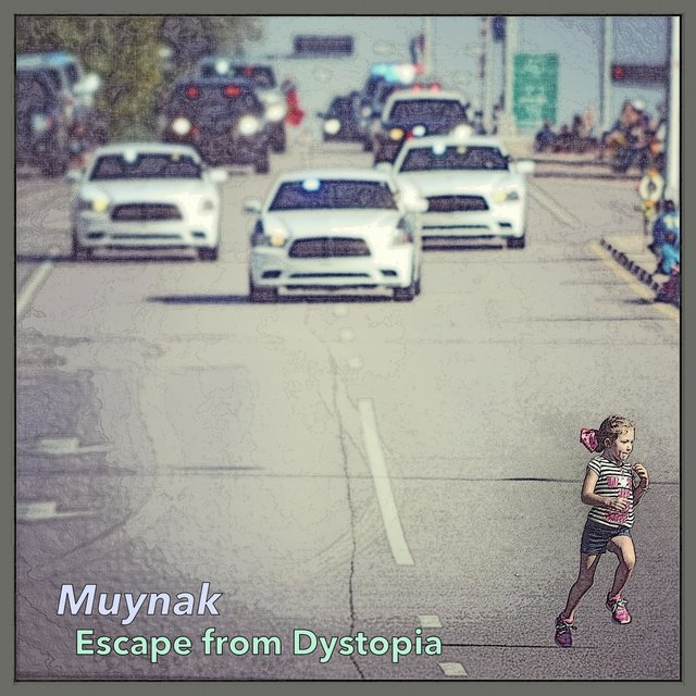 Cover art for album  by Muynak
