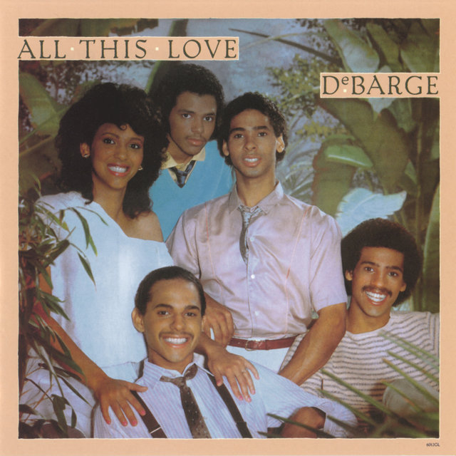Cover art for album  by DeBarge