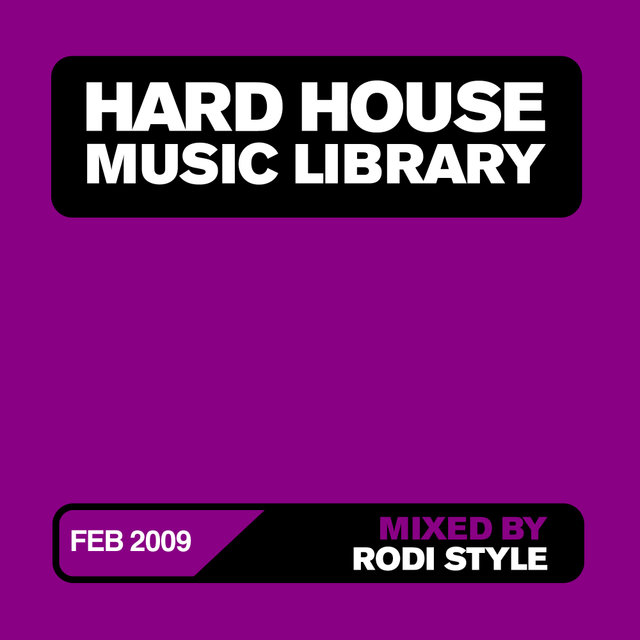 Hard House Music Library Mix: February 09