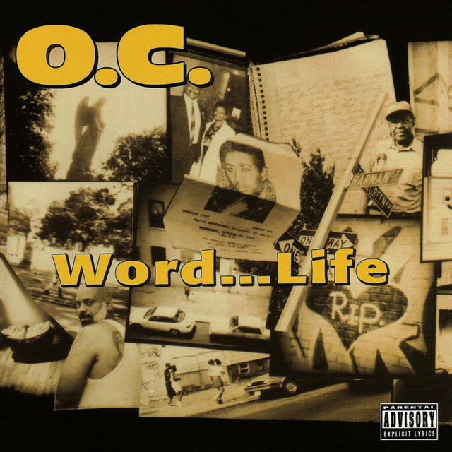 Cover art for album Word...Life (Deluxe Edition) by O.C.