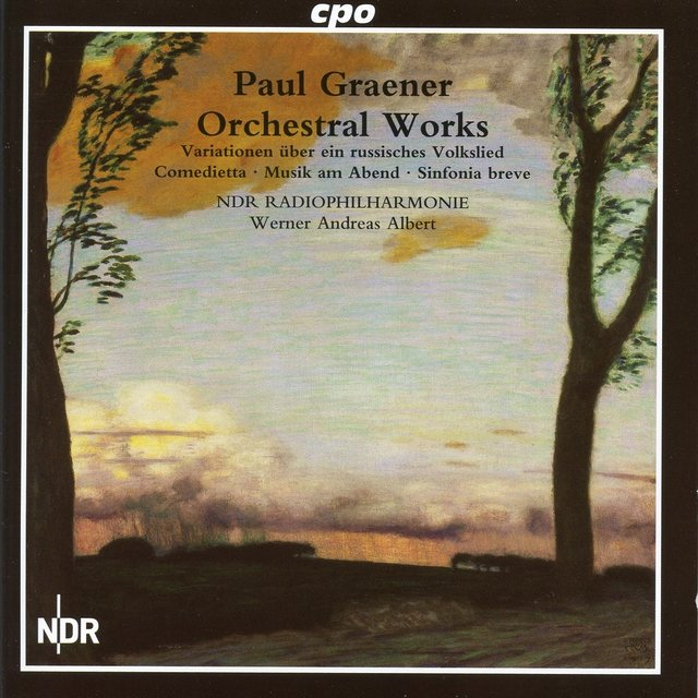 Paul Graener: Orchestral Works I