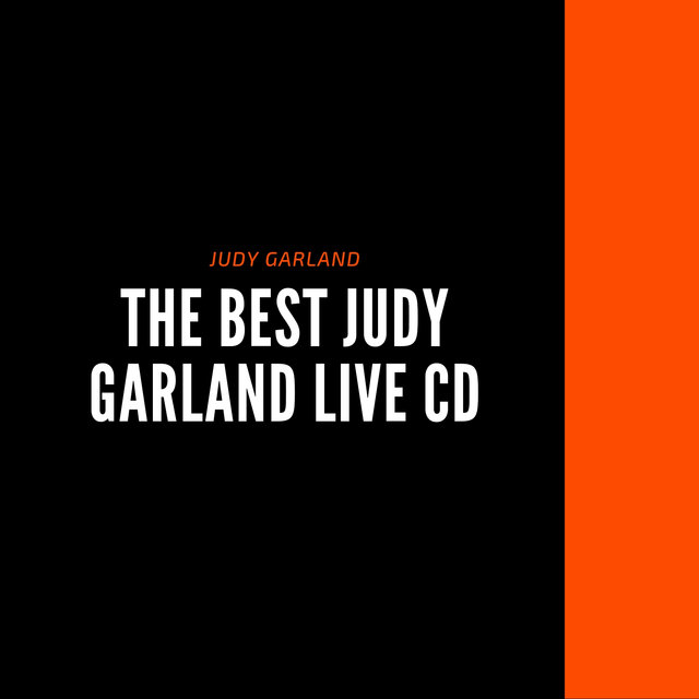The Best Judy Garland Live CD