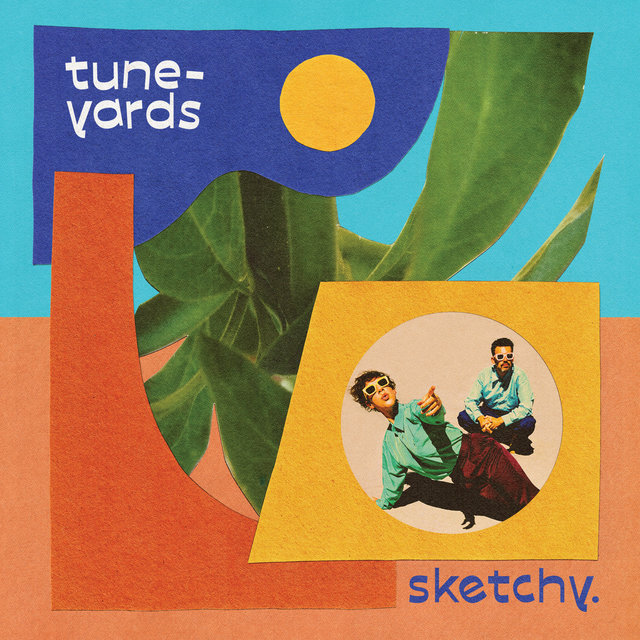 Cover art for album sketchy. by tUnE-YaRdS