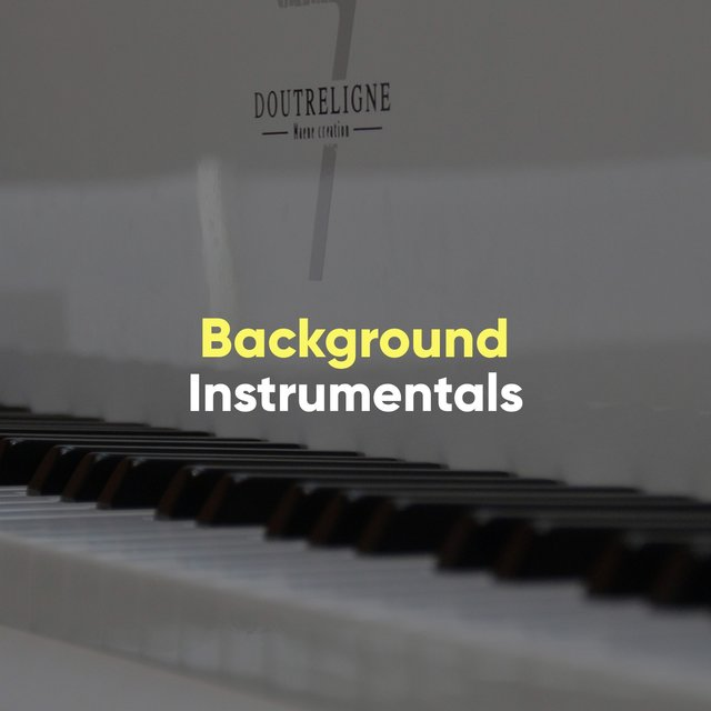 Background Study Instrumentals