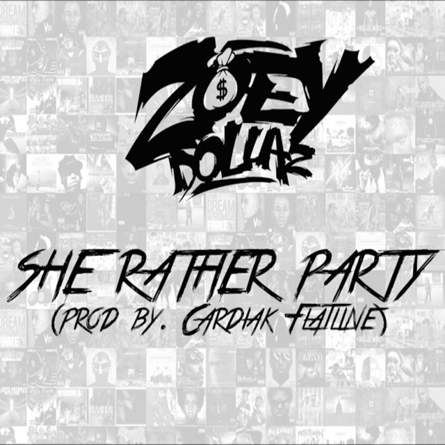 She Rather Party - Single