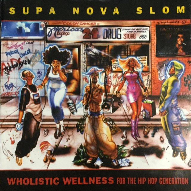 Wholistic Wellness for the Hip Hop Generation