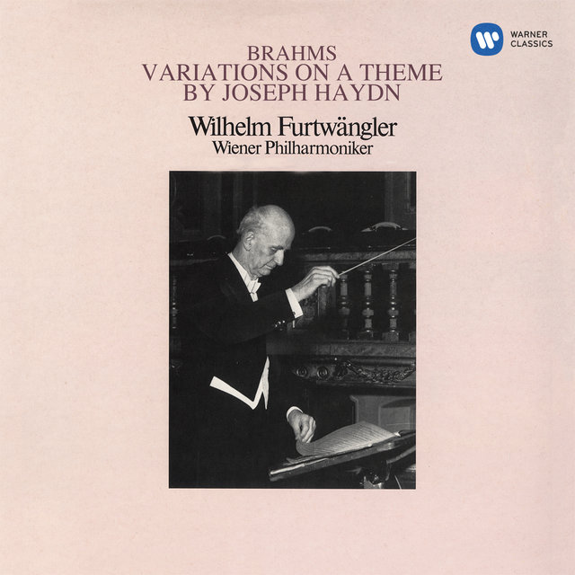 Brahms: Variations on a Theme by Joseph Haydn, Op. 56a