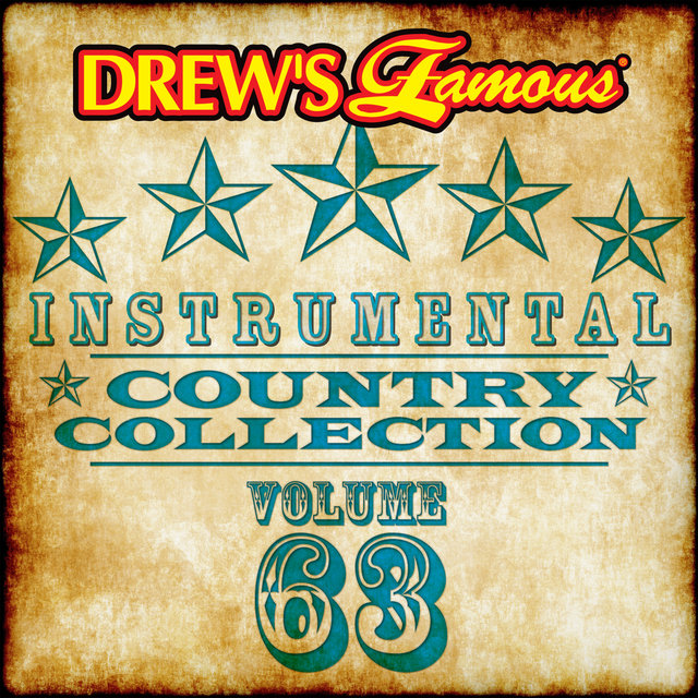 Drew's Famous Instrumental Country Collection (Vol. 63)