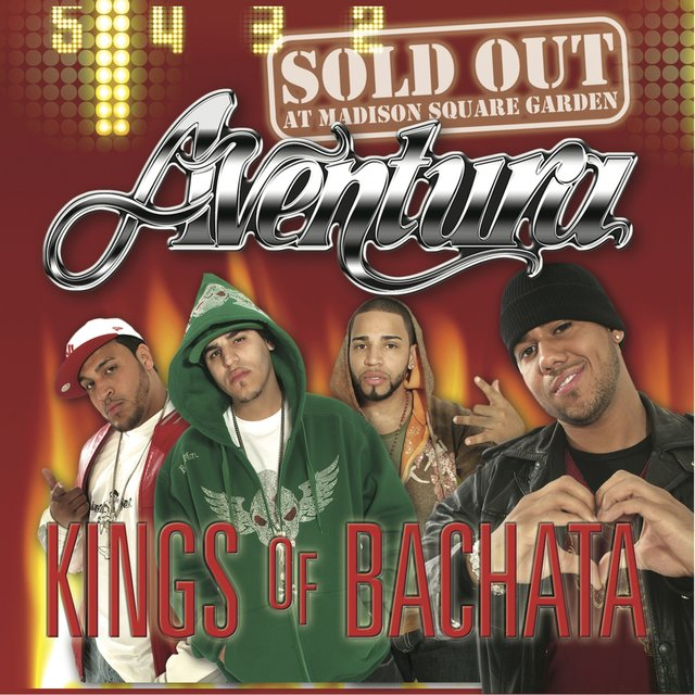 Kings of Bachata: Sold Out at Madison Square Garden (Live)
