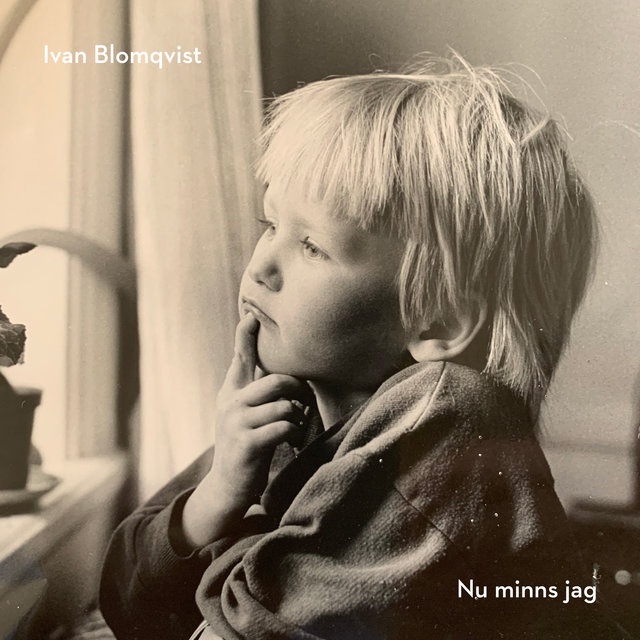 Cover art for album Nu minns jag by Ivan Blomqvist