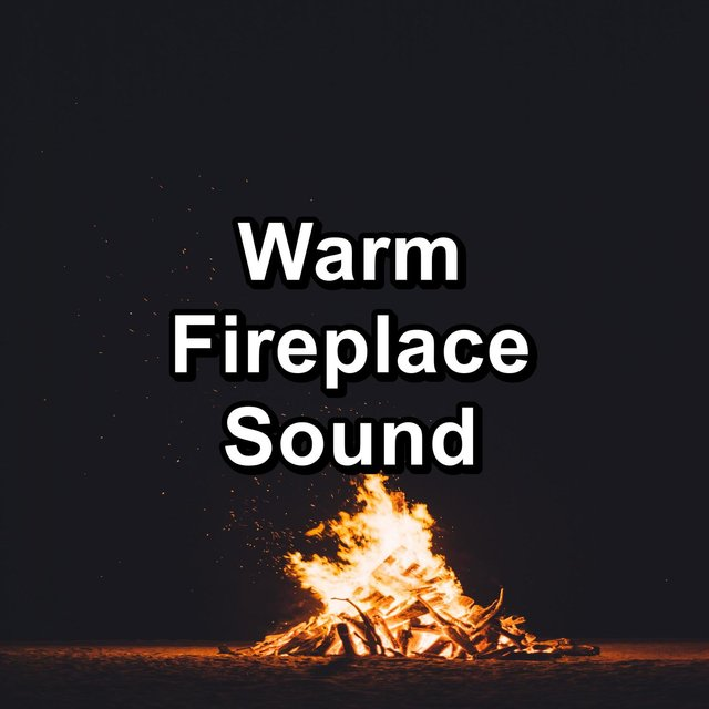 Warm Fireplace Sound