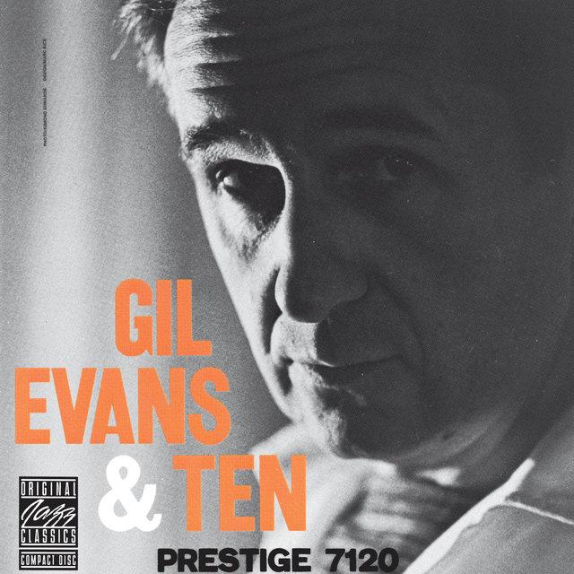 Cover art for album Gil Evans & Ten by Gil Evans