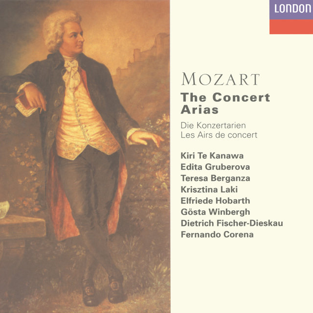 Mozart: The Concert Arias