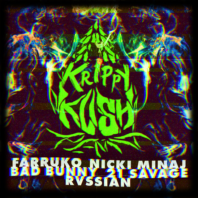 Krippy Kush (feat. 21 Savage & Rvssian) (Remix)