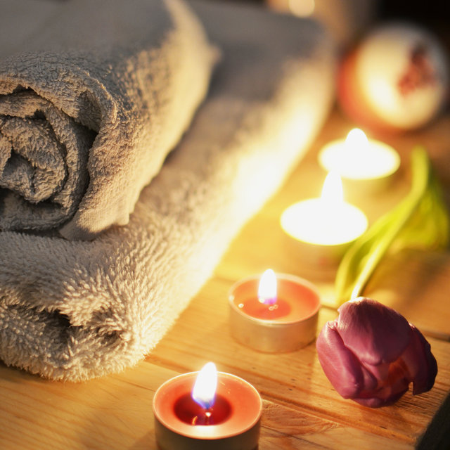 # 40 Ambient Music Sounds for Spa Relaxation, Sea Sounds, Massage & Yoga Music