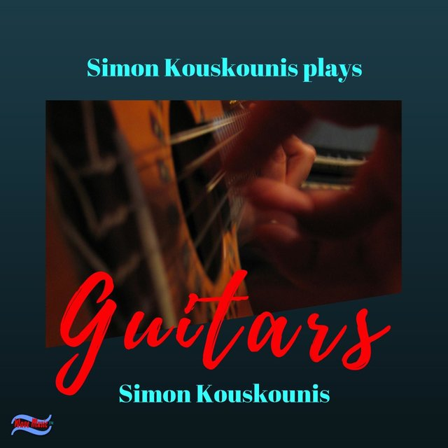 Guitars: Simon Kouskounis plays Simon Kouskounis