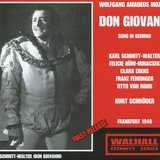 Don Giovanni, K. 527 (Sung in German), Act II: Gib dich zufrieden, alberner Wicht