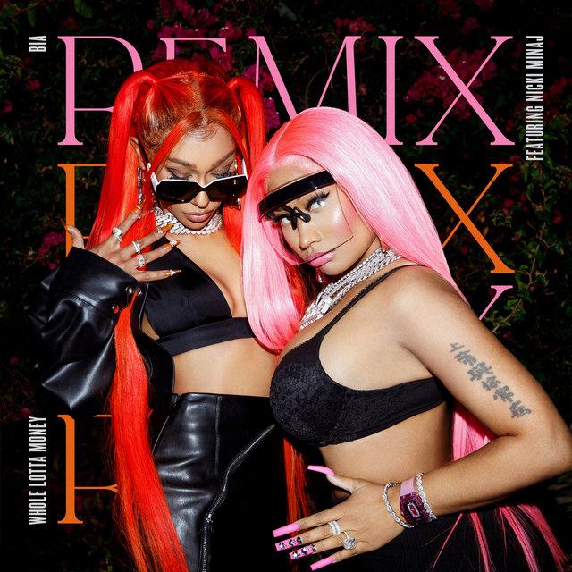 Cover art for album  by BIA, Nicki Minaj