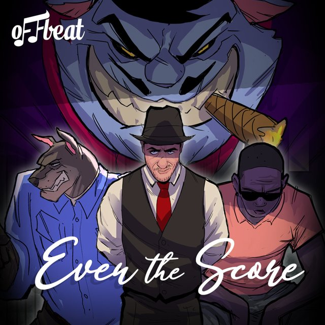 Even the Score (feat. Sharleena Ray)