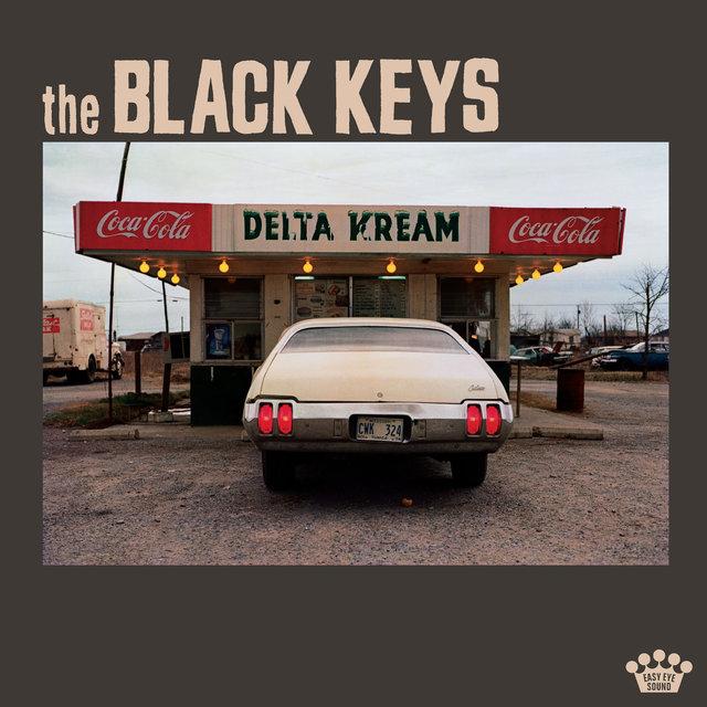 Cover art for album Delta Kream by The Black Keys
