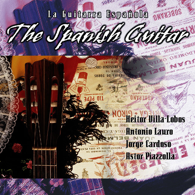 Spanish Guitar, Vol. 4