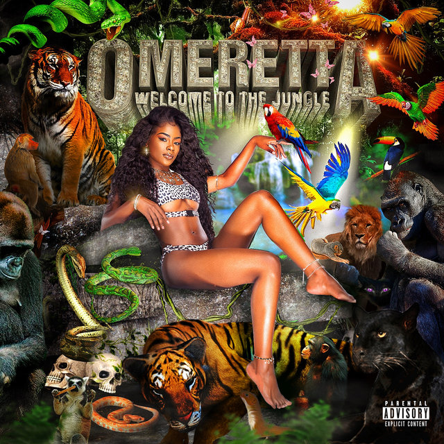 "Album Stream: Omeretta The Great – ""Welcome To The Jungle"""