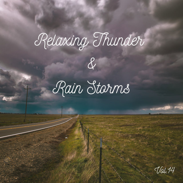 Relaxing Thunder and Rain Storms Vol.14