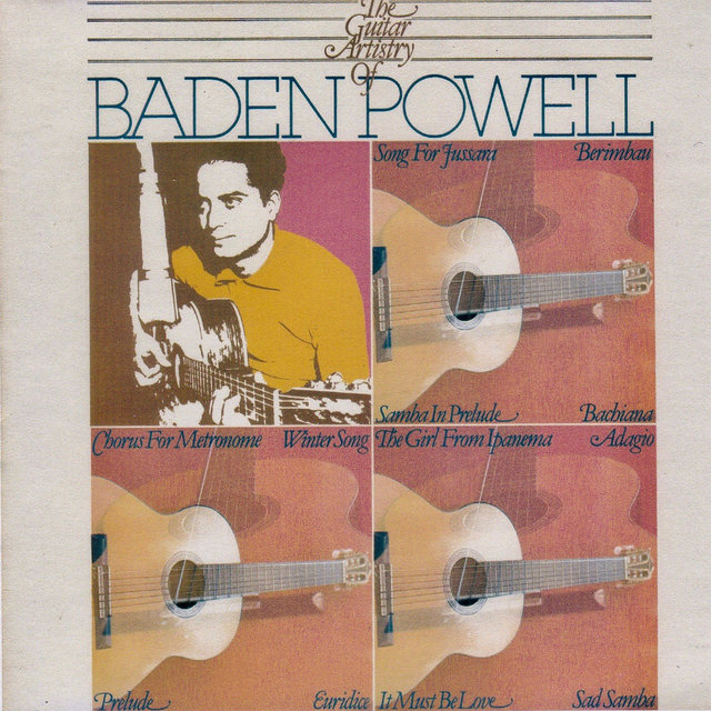 The Guitar Artistry of Baden Powell