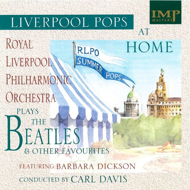 Liverpool Pops 'At Home'