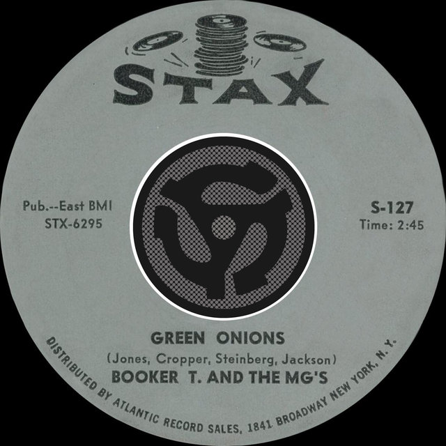Green Onions / Behave Yourself