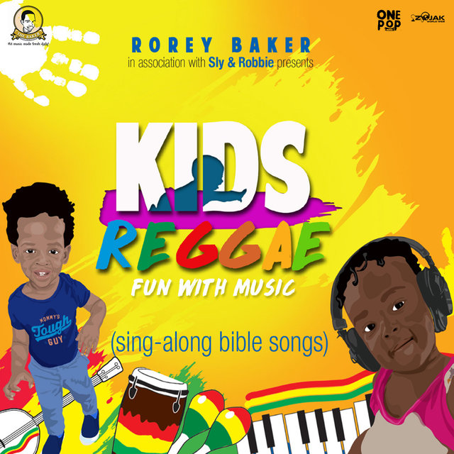 Kids Reggae (Sing-Along Bible Songs)