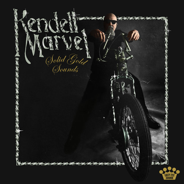 Cover art for album Solid Gold Sounds by Kendell Marvel