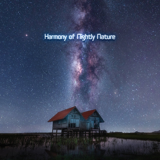 Harmony of Nightly Nature - 15 Sounds of Pure Nature Perfect for Deep Sleep Music, Sleep Meditation, Calm Music, Fall Asleep and Relaxation
