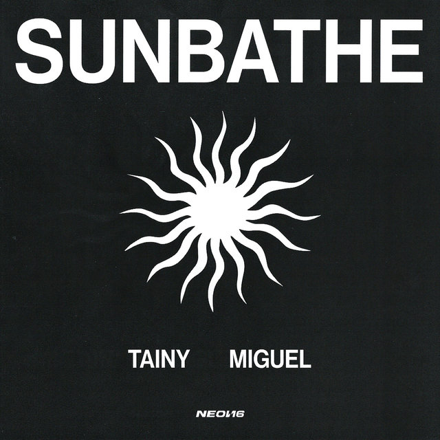 Cover art for album  by Tainy, Miguel
