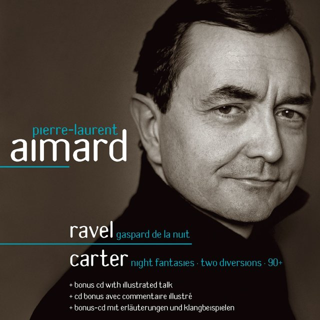 Ravel & Carter : Piano Works