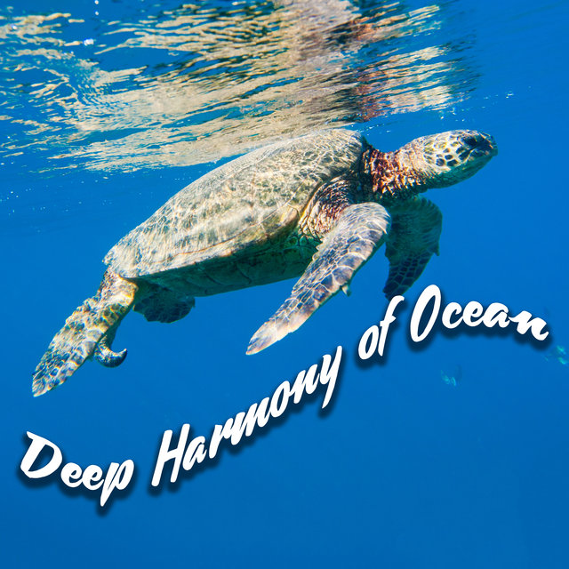 Deep Harmony of Ocean - Listen to Those Soothing Sounds of the Waves When You are Stressed and Find Peace, Emotional Distress, Therapy Music with Nature Sound, Peace & Relaxation