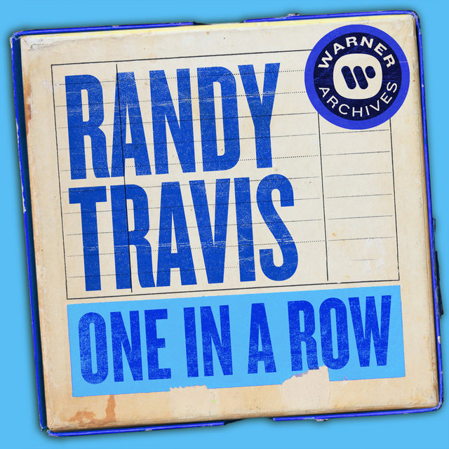 Cover art for album  by Randy Travis