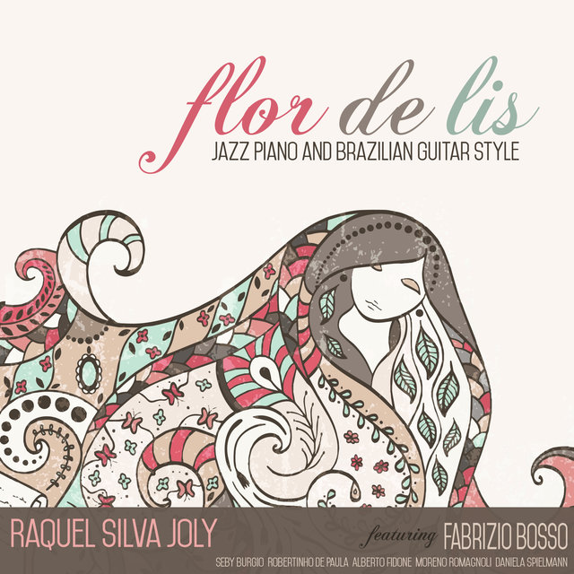 Flor De Lis: Jazz Piano and Brazilian Guitar Style