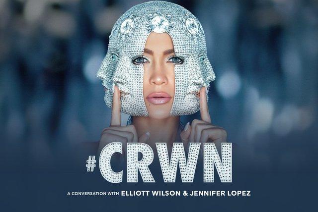 Cover art for album  by CRWN, Jennifer Lopez