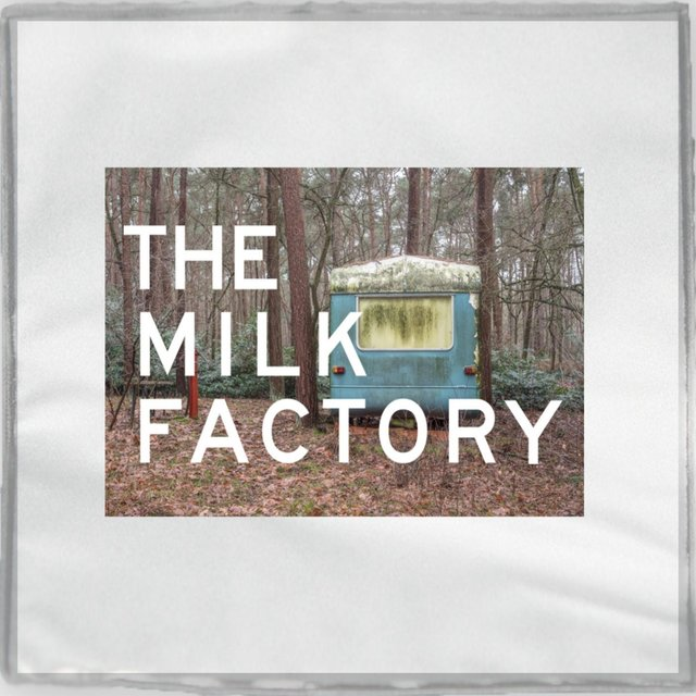 Cover art for album The Milk Factory - EP by The Milk Factory