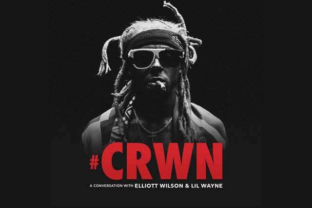 Cover art for album  by CRWN, Lil Wayne