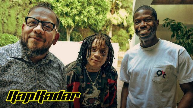Cover art for album  by Rap Radar, Trippie Redd