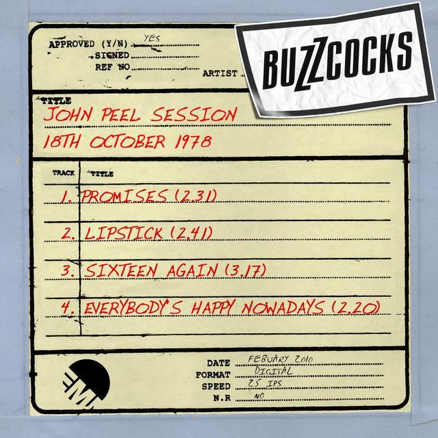 John Peel Session [18th October 1978]