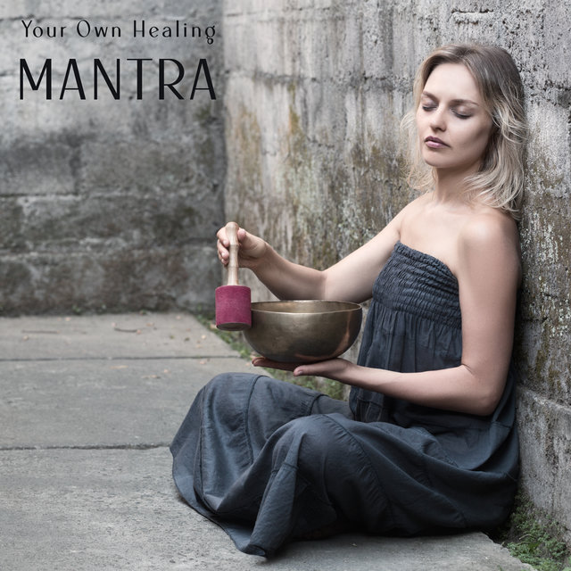 Your Own Healing Mantra - Fall Into a Deep Meditation Trance and Heal All Body Aches with This New Age Spiritual Music, Silence Blue, Peaceful Mind, Ambient Streams, Connect Your Body, Awaken Your Energy
