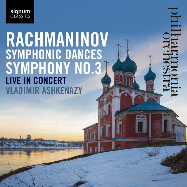 Rachmaninov: Symphonic Dances, Symphony No. 3