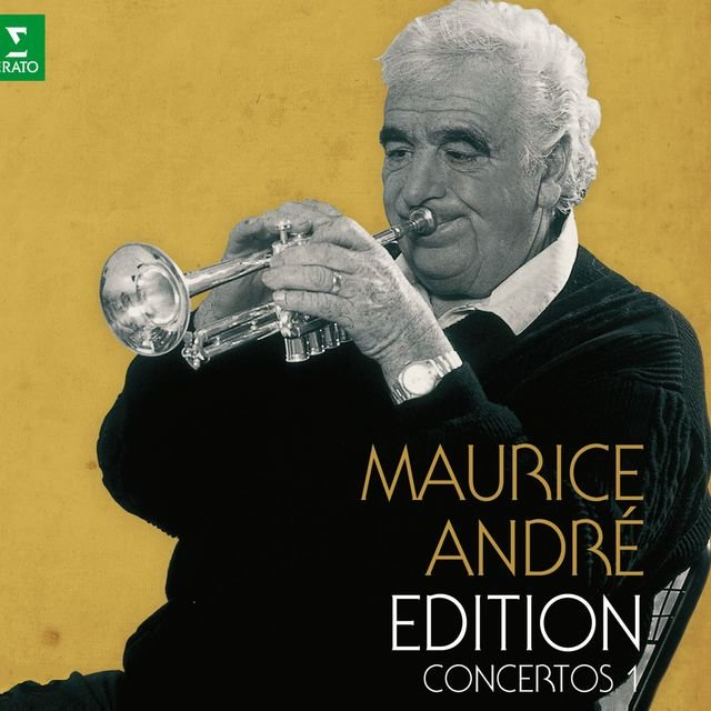 Maurice André Edition - Volume 1