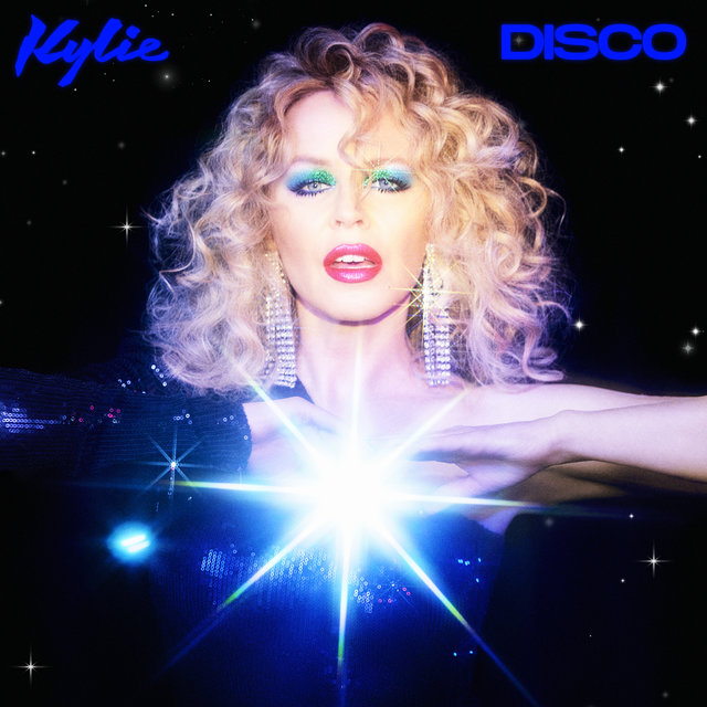 Cover art for album DISCO (Deluxe) by Kylie Minogue